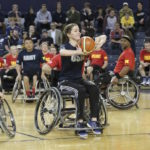 ArmyNavy Wheelchair girl